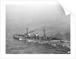Imperial German battlecruiser SMS 'Von der Tann' (1909) by Royal Air Force