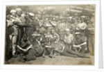 Group of Stokers in an album of Denis Q. Fildes, Commander RN 1906-1915 by unknown