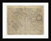 Chart of the North Sea dedicated to 'Ye Honble Samuel Pepys Esq by Captain Greenvil Collins Hydrog to the King 1686' by Captain Greenville Collins