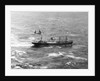 Photo number 6: Photograph of the rescue of the 'Moyana' by the 'Clan Maclean' by unknown