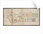 Plan of Deptford Dockyard by unknown