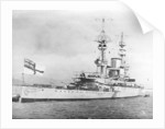 HMS 'Courageous' (Br, 1916) by unknown