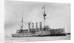Photograph of the ship HMS 'Argonaut' in 1910 by unknown