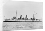 2nd class protected cruiser HMS 'Fox' (1893) by unknown