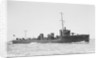 Torpedo boat destroyer HMS 'Lynx' (1913) by unknown