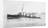Destroyer, flotilla leader HMS 'Broke' (1914) by unknown