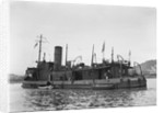 Photograph of minesweeper 'Tarantella' (1920), from Richard Perkins Collection by Richard Perkins
