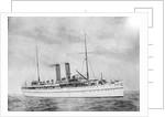 Troopship RIM 'Hardinge' (1900) by unknown