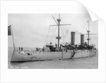 Protected cruiser 'Hai Chi' (China, 1898) by unknown
