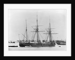 Wooden screw sloop HMS 'Dryad' (1866) by unknown