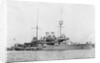 Coast defence battleship 'Tapperheten' (Swe, 1901) by unknown