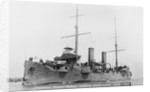 Protected cruiser 'Chitose' (Jp, 1898) by unknown