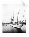 HMS 'Espiegle' (1900) by unknown