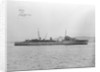 Destroyer depot ship, HMS 'Tyne' (1940) at anchor at Tail of the Bank off Greenock by Anonymous