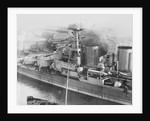 HMS 'Hood' (1918) battlecruiser by unknown