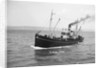 HMS 'Eddy' (1918) under way in Weymouth Bay by unknown