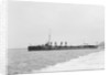 Destroyer Francis Garnier' (Fr, 1912) at anchor at Portland with awnings rigged by unknown