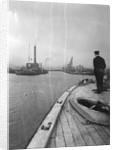 HMS 'Aurora' (1913) by Lieutenant Geoffroy William Winsmore Hooper