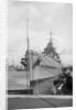 Light cruiser HMS 'Dido' (1939) alongside in Bidston Dock, Birkenhead by unknown