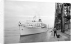 Passenger liner, motor, 'Irpinia' (Italy, 1929) ex 'Campina', ex 'Rio Jachal', Armatori Grimaldi Fratelli, managers by unknown