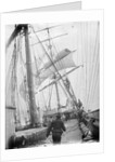 On deck of the 'Iquique' (1892) by unknown