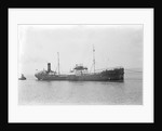 'British Chemist' (Br, 1925) under tow arriving at Swansea by unknown