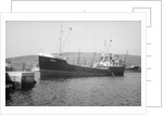 'Camelia' (No, 1944) under way in Kings Dock, Swansea by unknown