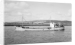 'Kilbride' (1942) in March 1959 under way at Swansea, bound out by unknown