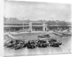 Local craft on the Soochow/Suzhou Creek at Shanghai by Kenneth Hurlstone Jones