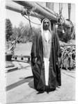 Hamed bin Salim, mate of the 'Triumph of Righteousness', in the Rufiji Delta by Alan Villiers
