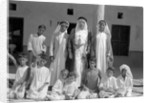 Alan Villiers with friends in Kuwait, 1939 by Alan Villiers
