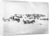 Ocean Camp established on the ice, Weddell Sea, Antarctica by unknown