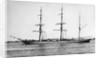 'Alexandra' (1863) 3 masted barque at moorings by unknown
