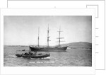 The 'Anna Maria D'Abundo' (It, 1903) at anchor by unknown