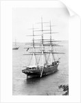 'Cutty Sark' (1869) waiting in Sydney Harbour for the new season's wool by unknown
