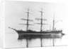 'Mary Jose' (Da, 1876) coming up to anchorage by unknown