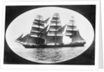 'Star of Russia' (Am, 1874) under sail by unknown