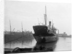 Clodmoor' (Br, 1902) under tow by unknown