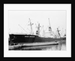 Victory type, general cargo ship 'Indian Merchant' (Br, 1944), ex 'Lewiston Victory' India S S Co Ltd by unknown