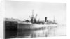 'Port Melbourne' (Br, 1914) at quayside by Anonymous