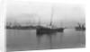 'Pugliola' (It, 1917) under way at Genoa by unknown