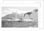 The 'Umgeni' (Br, 1938) in Cape Town harbour by unknown