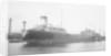 Tanker 'San Demetrio' (Br, 1938), Eagle Oil & Shipping Co Ltd, at jetty (Purfleet?) by unknown