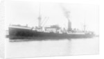 'Clan Mactavish' (Br, 1921), under tow by unknown