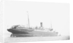 The 'Laconia' (Br, 1922) under tow by unknown