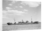 'Baron Stranraer' (Br, 1929) lying in port by unknown