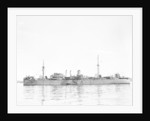 General motor cargo vessel 'Blenheim' (Am, 1923), ex-'Odenwald', ex-'Assuan', ex-'Odenwald' (United States Maritime Commission) by unknown