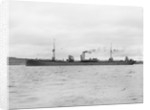 'Empire Ibex' (Br, 1918), at anchor, Halifax Nova Scotia by unknown