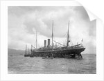 'Magdalena' (Br, 1889), at anchor off Trinidad by unknown