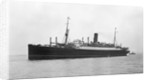 The 'Antonia' (Br, 1921)  under tow at Southampton by unknown